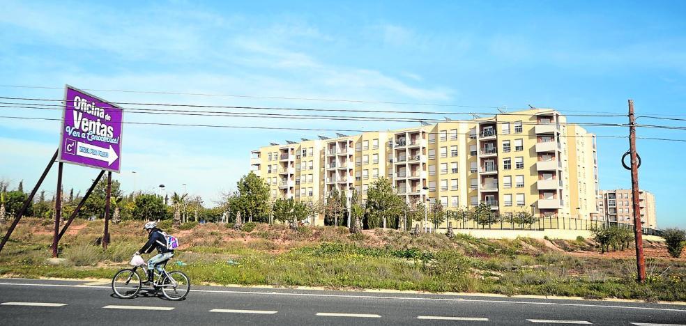 La urbanización de pisos para jóvenes de la etapa del PP enfila la suspensión de pagos