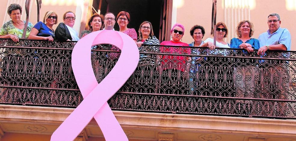 Jumilla se vuelca en la lucha contra el cáncer