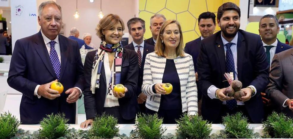 Los exportadores murcianos arrancan con fuerza en Fruit Attraction