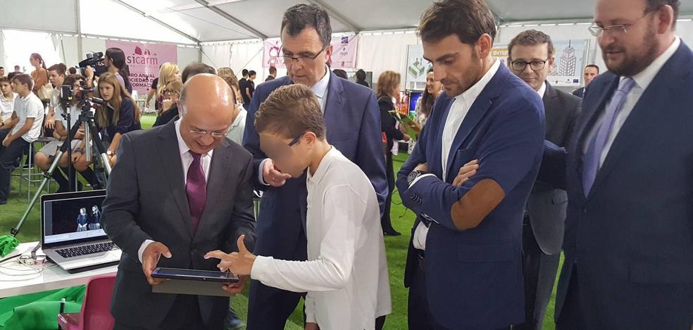 Sicarm ofrece talleres de nuevas tecnologías hasta el domingo en Murcia