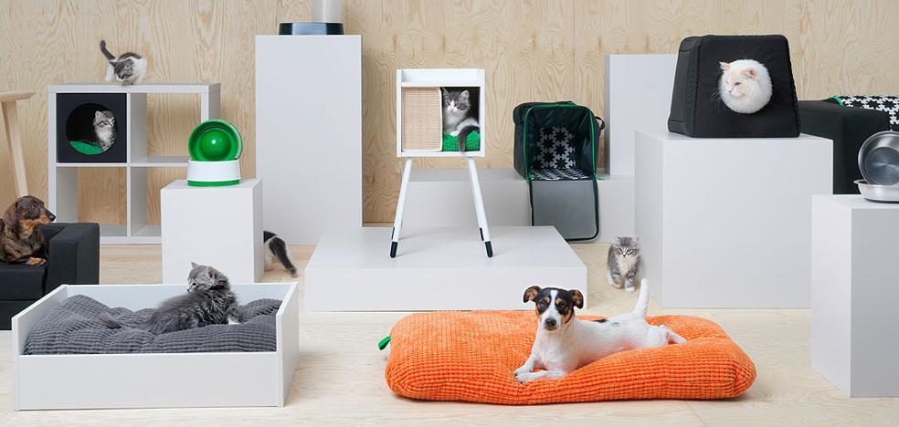 Ikea lanzará una línea para mascotas