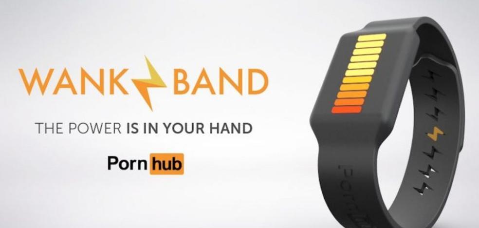 La 'Wank Band', una pulsera que genera energía con la masturbación