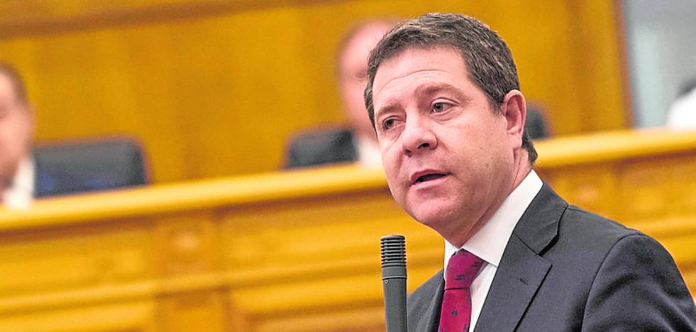García-Page pide ahora una ley que obligue a desalar agua antes de recurrir al Trasvase
