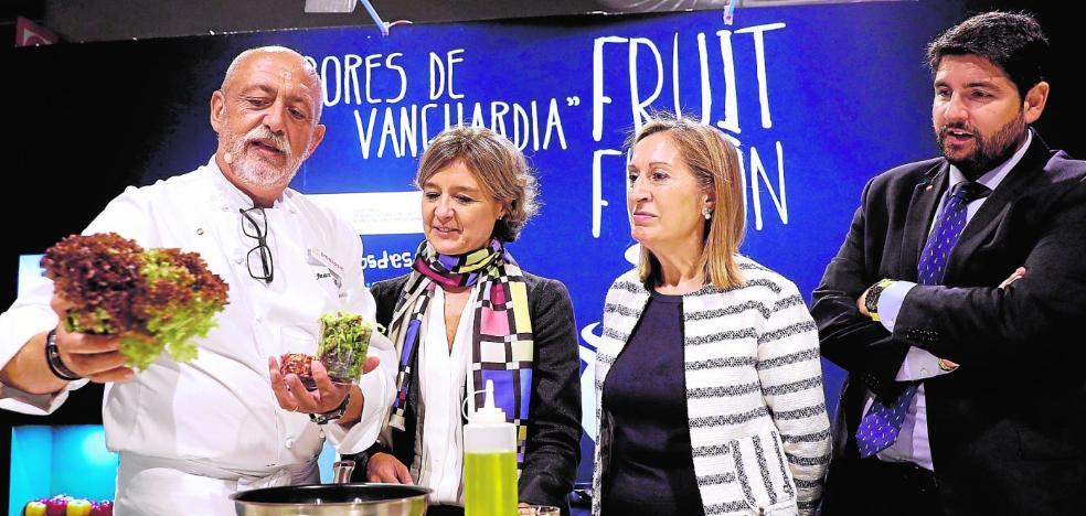 Los productores y exportadores de la Región sacan músculo en Fruit Attraction