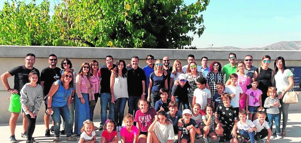 Bodegas BSI concluye con éxito de participación su 'Vendimia en familia'