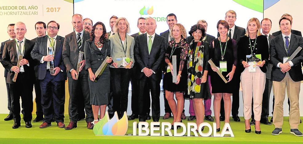 Iberdrola realizó compras el año pasado por 7.500 millones entre más de 18.000 proveedores