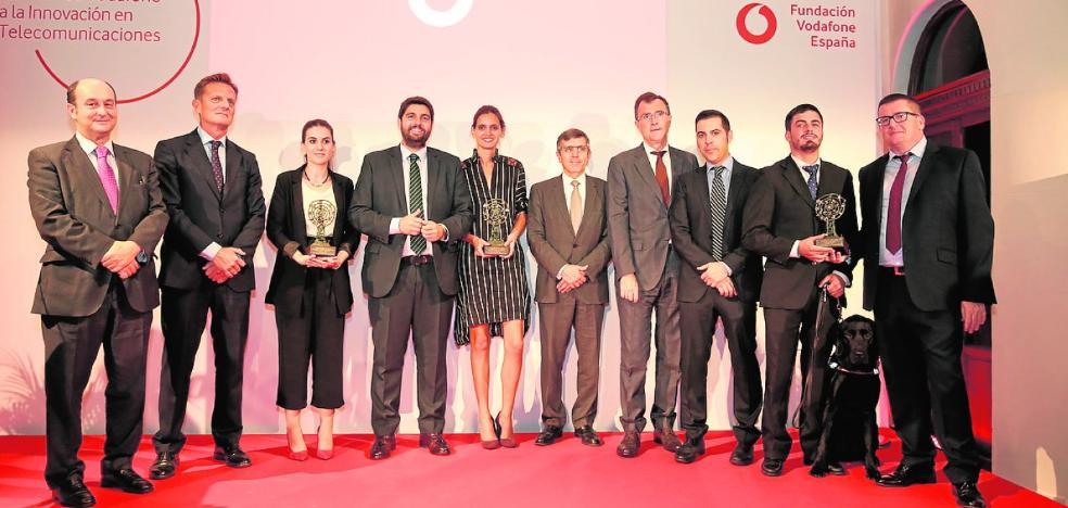 Fundación Vodafone reconoce las mejores soluciones en innovación