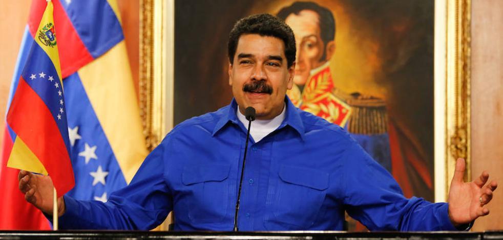 Maduro acepta ser entrevistado por Jordi Évole en 'Salvados'