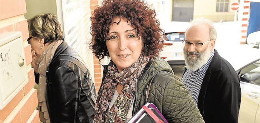 Cesan de todos sus cargos a la exalcaldesa de Moratalla Cándida Marín