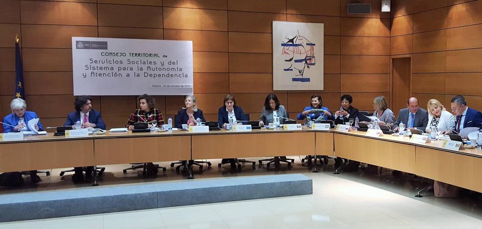 La Región contará con 822.000 euros más para la financiación de servicios sociales