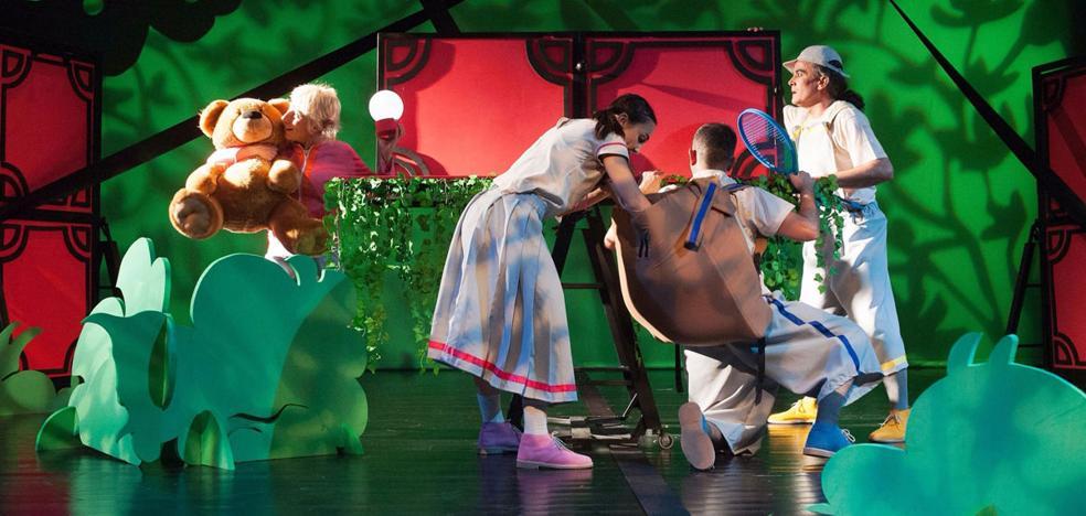 El estreno de la nueva obra de Pupaclown entre los planes para niños de este fin de semana