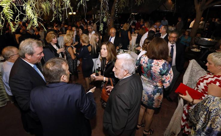 Astrade celebra su cena anual en el Rincón Huertano