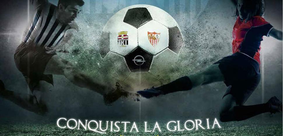 Gana una entrada doble para el Cartagena-Sevilla de la Copa del Rey
