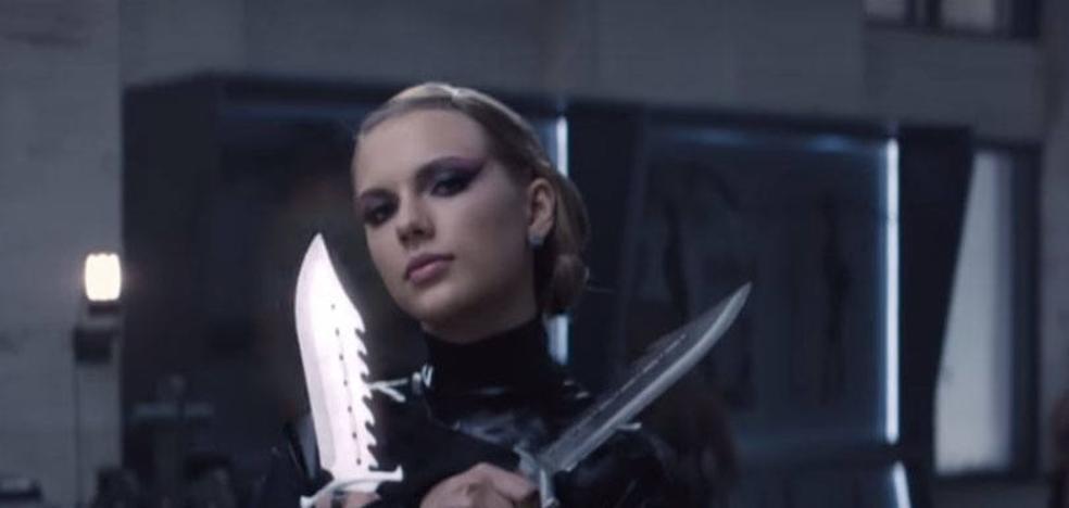 La villana de Blade Runner se inspiró en Taylor Swift