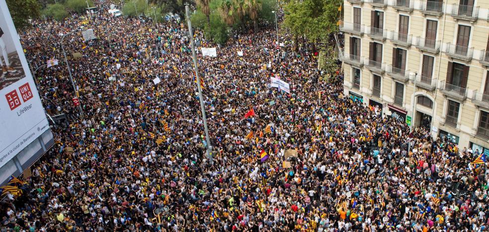 Los funcionarios de Cataluña tienen cuatro meses para recuperar el día de huelga