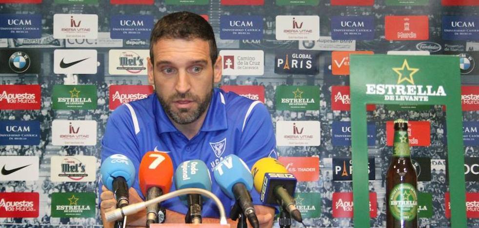 Ibon Navarro: «El nivel defensivo nos está ayudando a ganar»