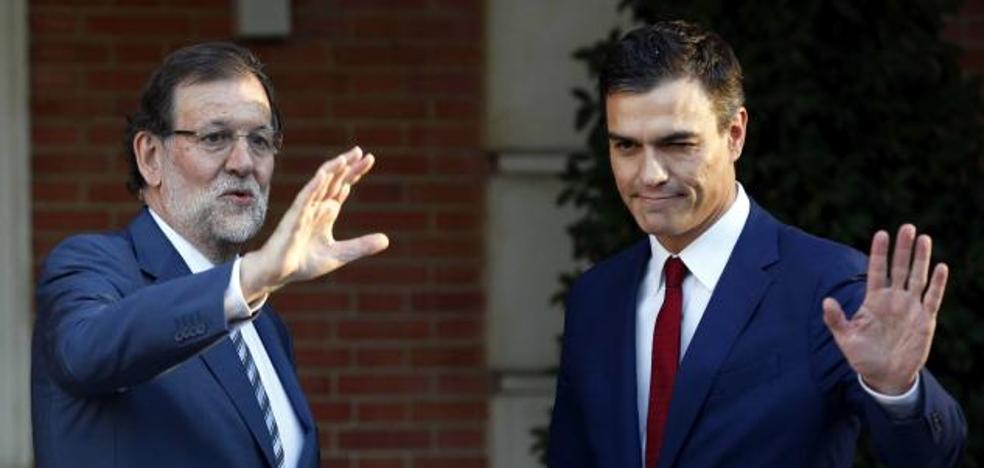 Gobierno y PSOE pactan convocar las elecciones en Cataluña
