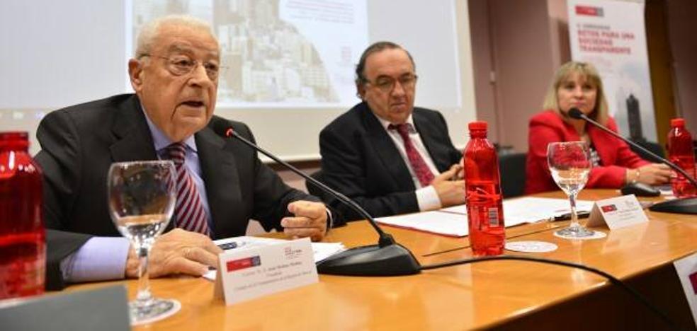 Molina denuncia que el Consejo de la Transparencia de la Región está en «situación de precariedad»