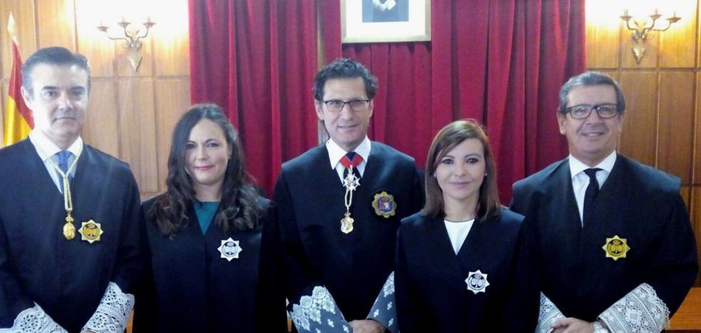 Juran dos nuevas secretarias judiciales