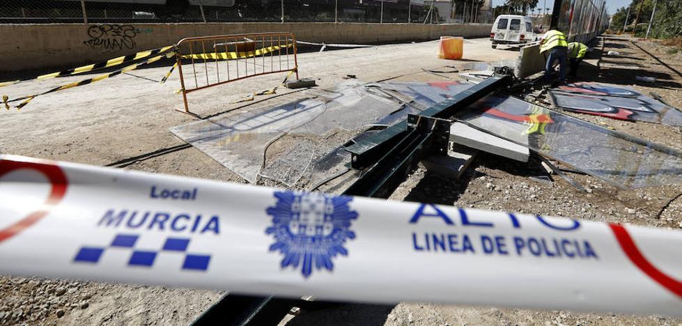 Causan de nuevo cuantiosos destrozos en las obras del AVE