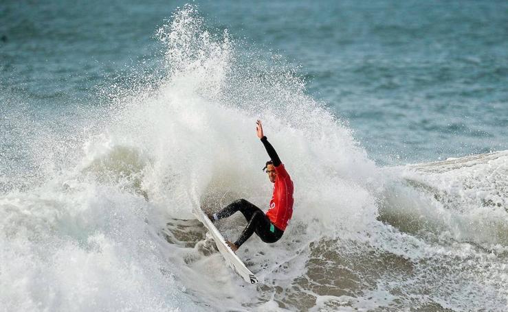 Los domadores de olas toman Portugal