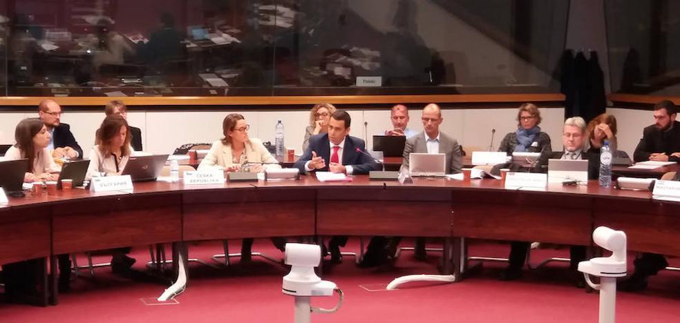 La Comunidad solicita en Bruselas la agilización de los proyectos de conexión del Corredor Mediterráneo entre España y Francia
