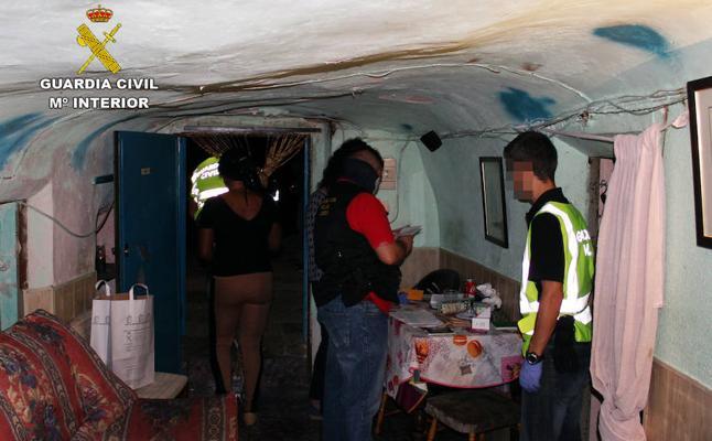Desarticulada una red de tráfico de seres humanos y explotación sexual que operaba desde Jumilla