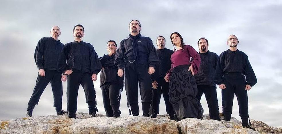 El grupo de folk gallego 'Luar na Lubre'