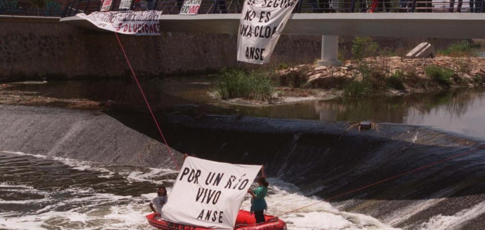 La causa general por la contaminación del río llega a juicio 18 años después