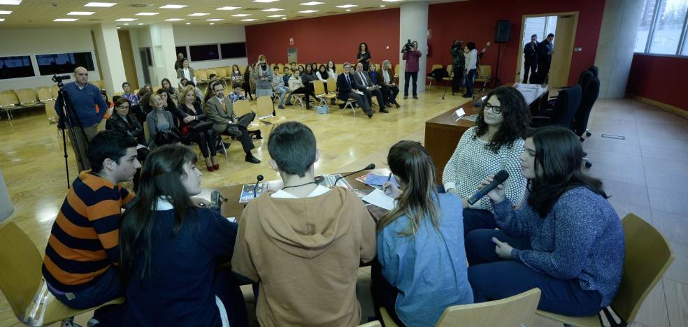 'Educando en Justicia' llegará a 38.000 alumnos de 100 centros