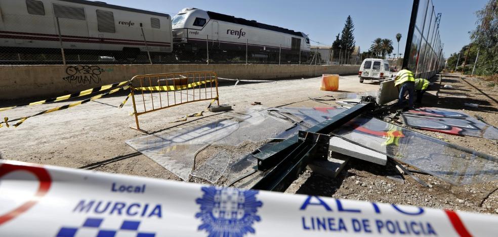 Cuarto ataque vandálico contra las obras del AVE en poco más de un mes
