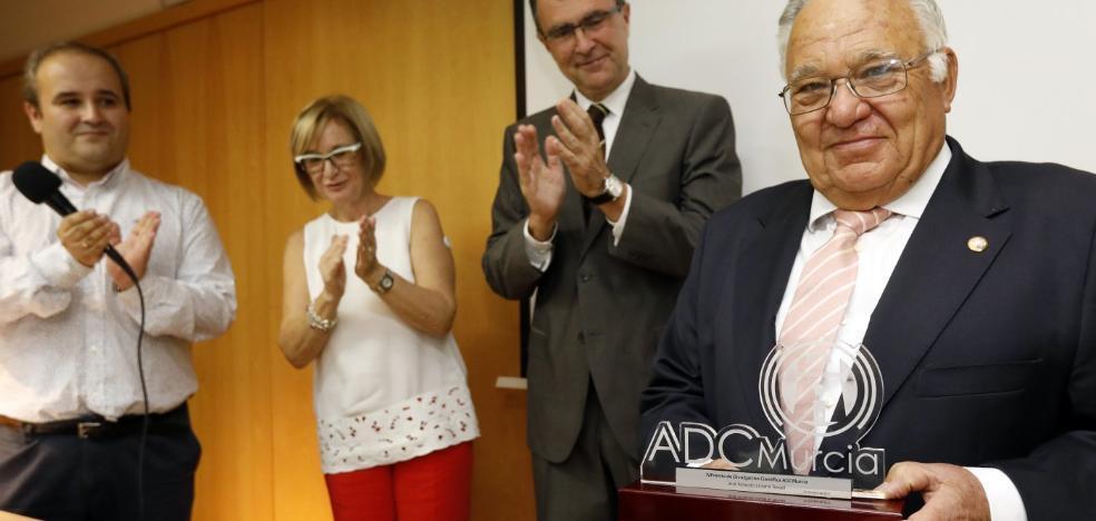 Premian la labor de José Antonio Lozano Teruel