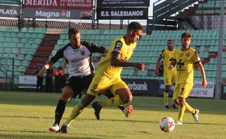 Sorprendente victoria del Lorca Deportiva ante el Mérida (0-2)