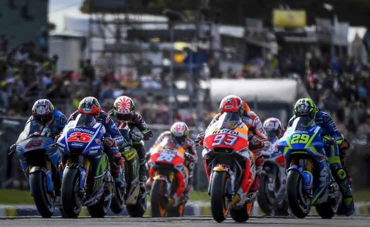 Las mejores imágenes del GP de Australia