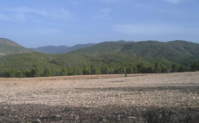 Las soledades de Sierra Larga