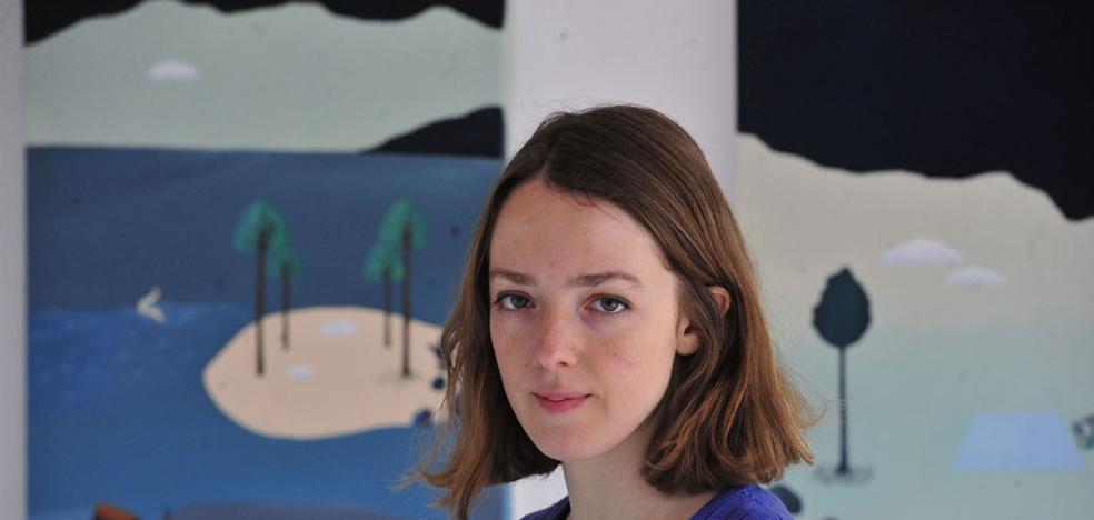 La pintura de Alejandra Freymann