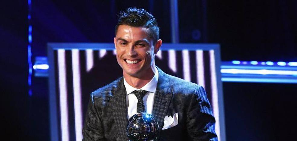 El Madrid golea en los premios The Best