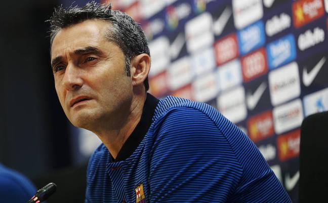 Valverde destaca que será un partido exigente porque el Murcia es «un equipo histórico»