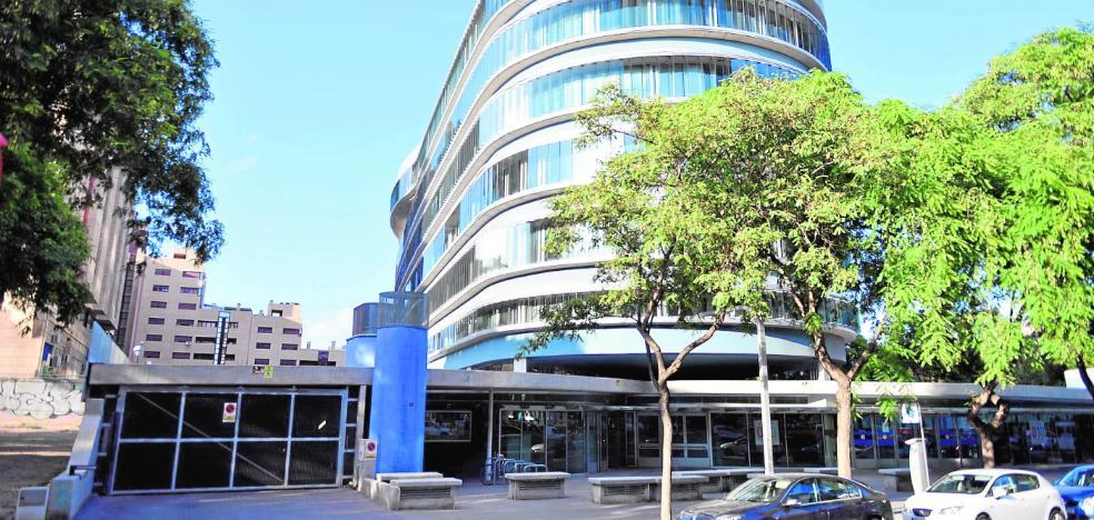 Las deficiencias del parking de Abenarabi serán reparadas tras 7 años de espera
