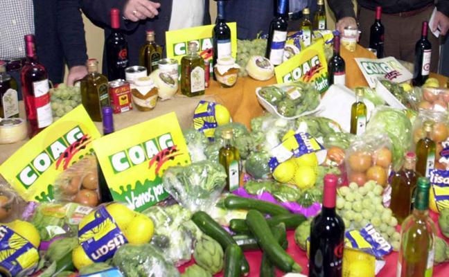 COAG Murcia, premio Sigfito por fomentar la recogida de envases agrarios