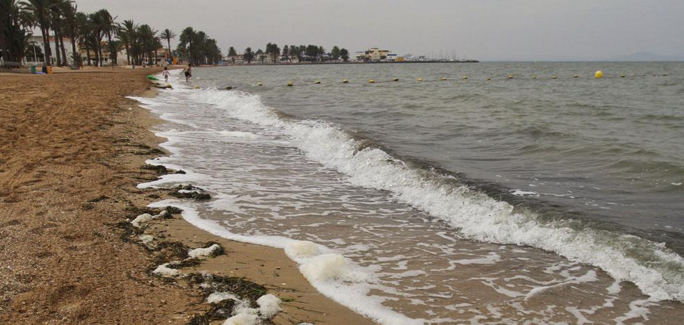 La Fiscalía Superior ultima su denuncia por la contaminación del Mar Menor