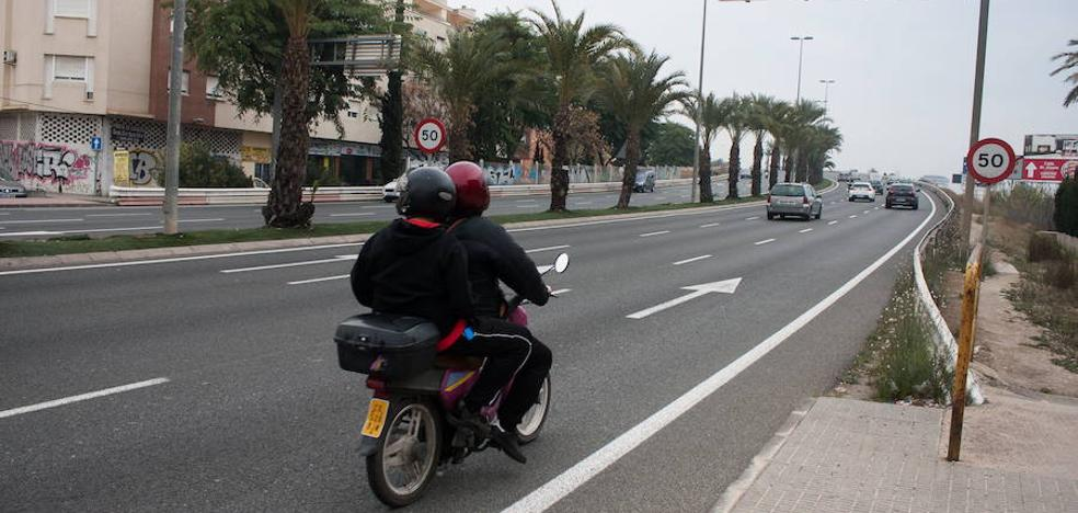 Adif afirma que el puente de Ronda Sur no será peatonal