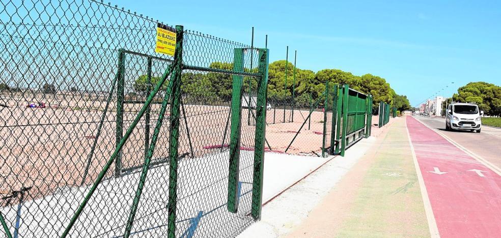 La Ribera tendrá uno de los parkings de caravanas más grandes de España