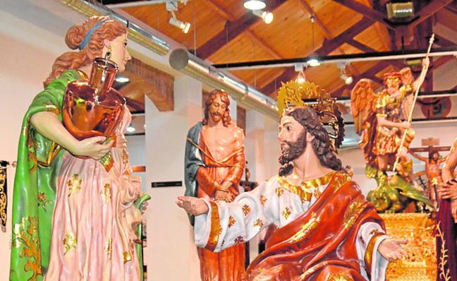 'Imago Passionis' clama por un museo de la Semana Santa