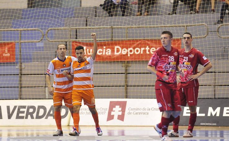 El Plásticos elimina a ElPozo de la Copa del Rey en los penaltis