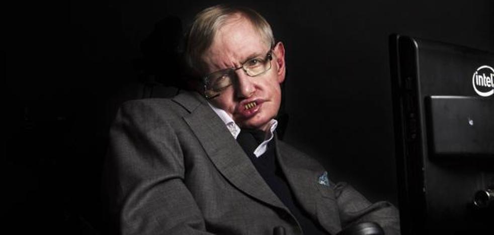 Stephen Hawking colapsa internet al ofrecer gratis su tesis doctoral