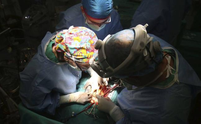 Casi ocho días para recibir un trasplante cardiaco urgente