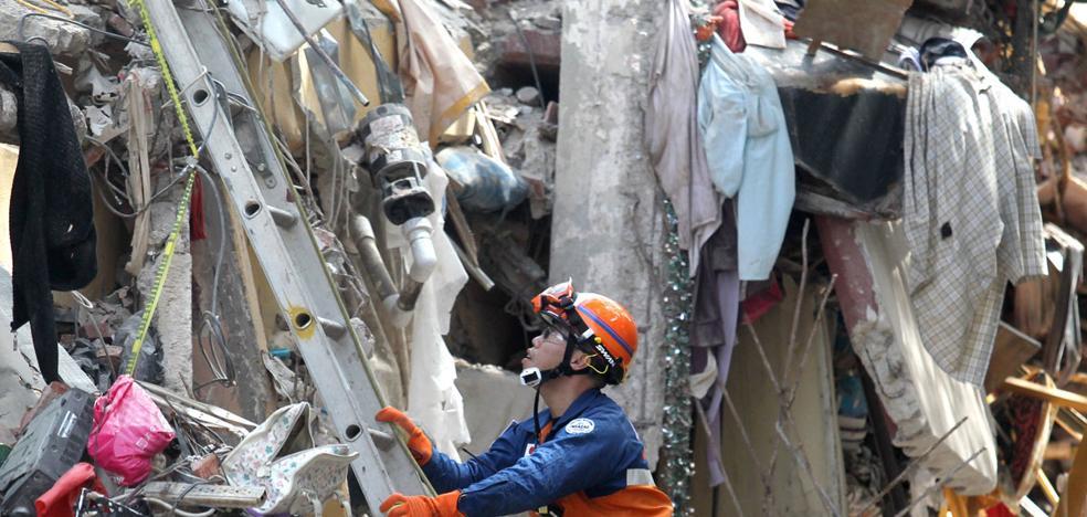 México se fija en las soluciones aplicadas en Lorca para la restauración tras los seísmos