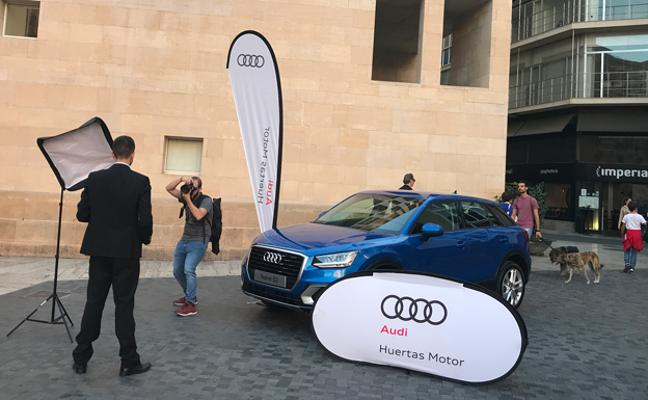 Huertas Motor Audi apoya a los jóvenes solistas