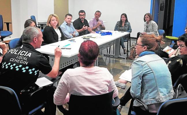 La Mesa de la Juventud combatirá las drogas